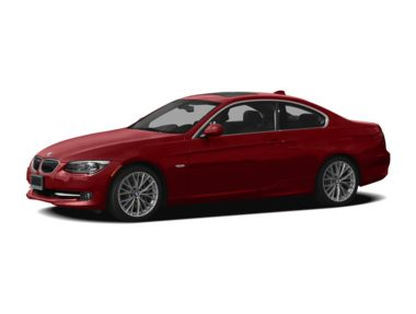 2012 BMW 335is Coupe