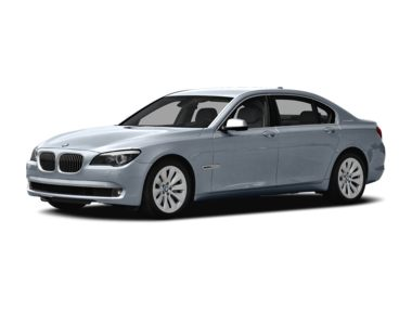 2012 BMW ActiveHybrid 750Li Sedan