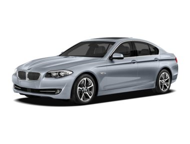 2012 BMW ActiveHybrid 5 Sedan