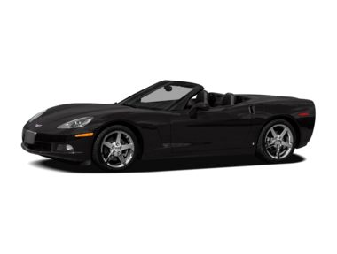 2012 Chevrolet Corvette Convertible
