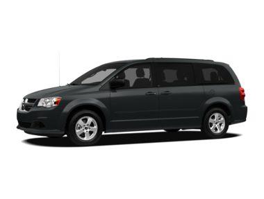 2012 Dodge Grand Caravan Van