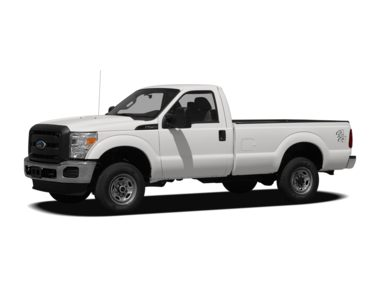 2012 Ford F-250 Truck