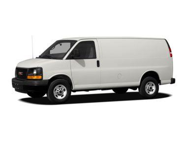 2012 GMC Savana 3500 Van