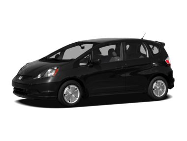 2012 Honda Fit Hatchback