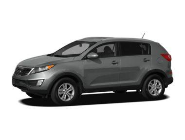 2012 Kia Sportage SUV