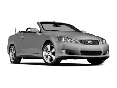 2012 Lexus IS 250C Convertible