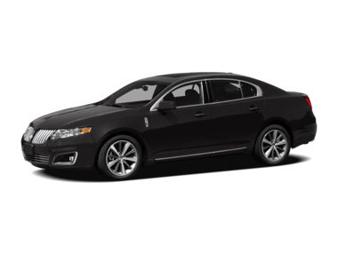 2012 Lincoln MKS Sed