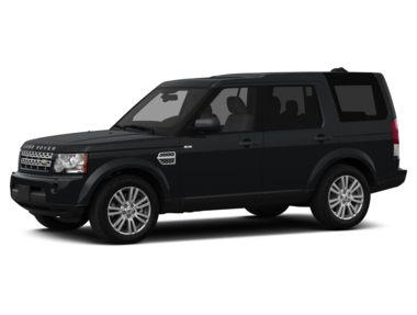 2012 Land Rover LR4 SUV