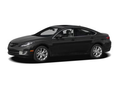 2012 Mazda Mazda6 Sedan