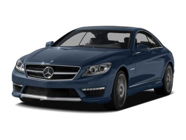 2012 Mercedes-Benz CL65 AMG Coupe