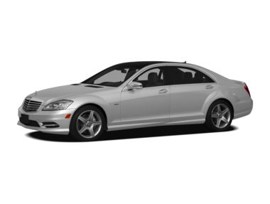 2012 Mercedes-Benz S-Class Sedan