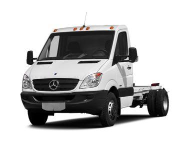 2012 Mercedes-Benz Sprinter 3500 Chassis Truck