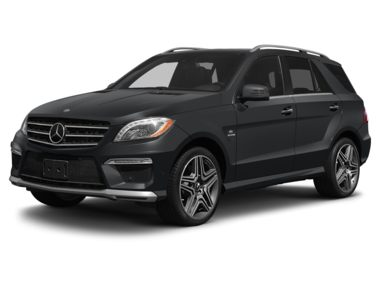 2012 Mercedes-Benz ML63 AMG SUV