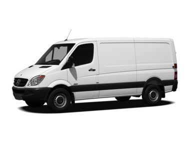 2012 Mercedes-Benz Sprinter Van