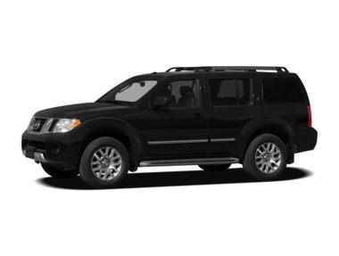 2012 Nissan Pathfinder SUV