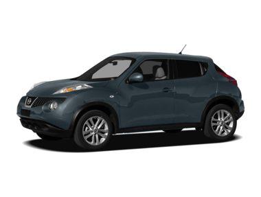 2012 Nissan Juke SUV
