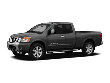 2012 Nissan Titan Truck