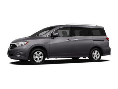 2012 Nissan Quest Van