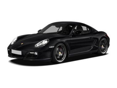 2012 Porsche Cayman Coupe