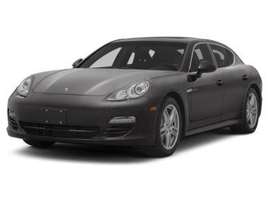 2012 Porsche Panamera Hybrid Sedan