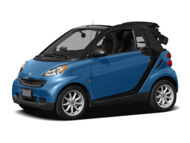 2012 smart fortwo Convertible