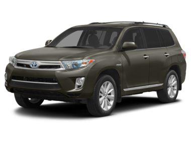 2012 Toyota Highlander Hybrid SUV