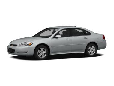 2013 Chevrolet Impala Sedan