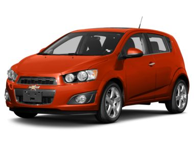 2013 Chevrolet Sonic Hatchback