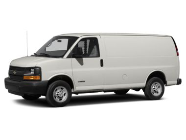 2013 Chevrolet Express 3500 Van