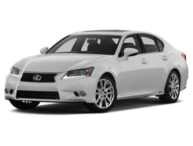 2014 Lexus GS 450h Sedan
