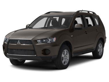 2013 Mitsubishi Outlander SUV