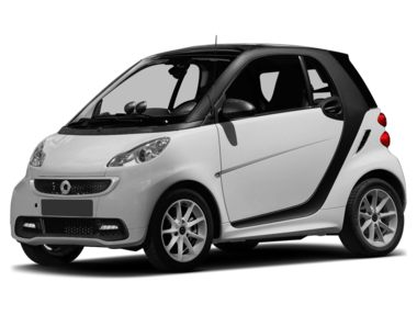 2013 smart fortwo electric drive Coupe