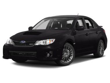 2013 Subaru Impreza WRX Sedan