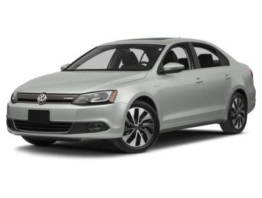 2013 Volkswagen Jetta Hybrid Sedan