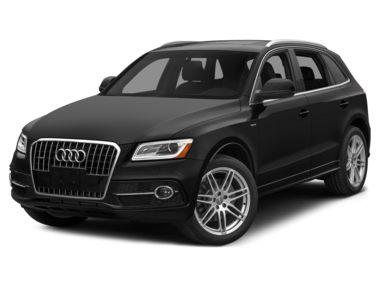 2014 Audi Q5 hybrid SUV