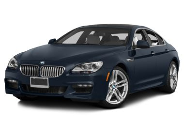 2014 BMW 650i Gran Coupe