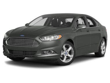 2014 Ford Fusion Sedan