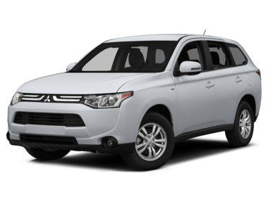 2014 Mitsubishi Outlander SUV