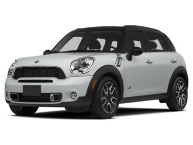 2014 MINI Countryman SUV