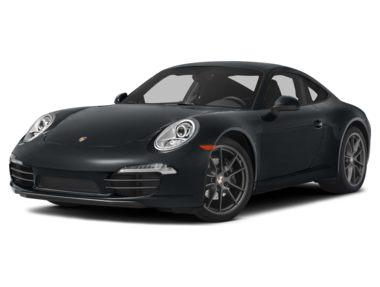 2014 Porsche 911 Coupe