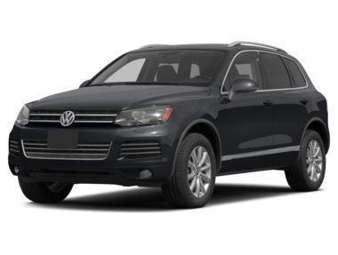 2014 Volkswagen Touareg SUV