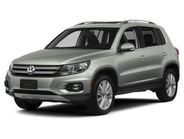 2014 Volkswagen Tiguan SUV