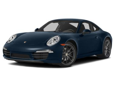 2015 Porsche 911 Coupe