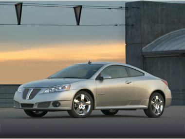 2010 Pontiac G6 Coupe