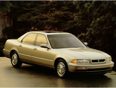 1992 Acura Legend Sedan