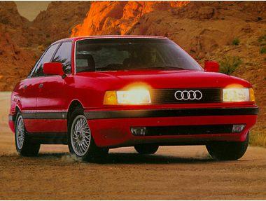 1992 Audi 80 Sedan
