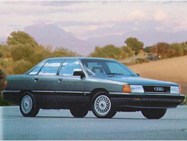 1992 Audi 100 Sedan