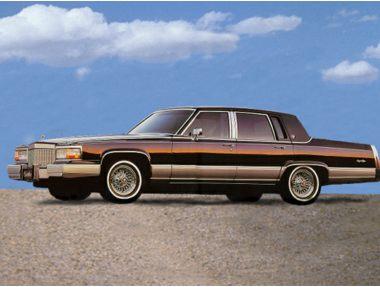 1992 CADILLAC BROUGHAM Sedan