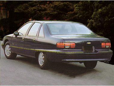 1992 Chevrolet Caprice Sedan