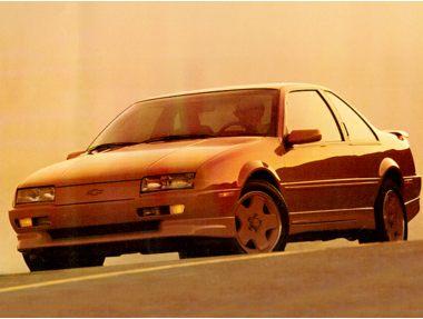 1992 Chevrolet Beretta Coupe